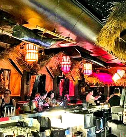Restaurants and Bars Bar