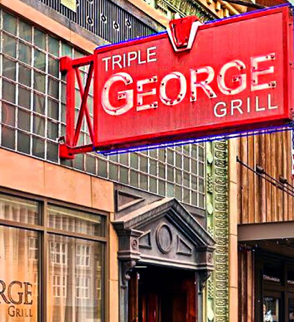 Restaurants and Bars Triple George Grill